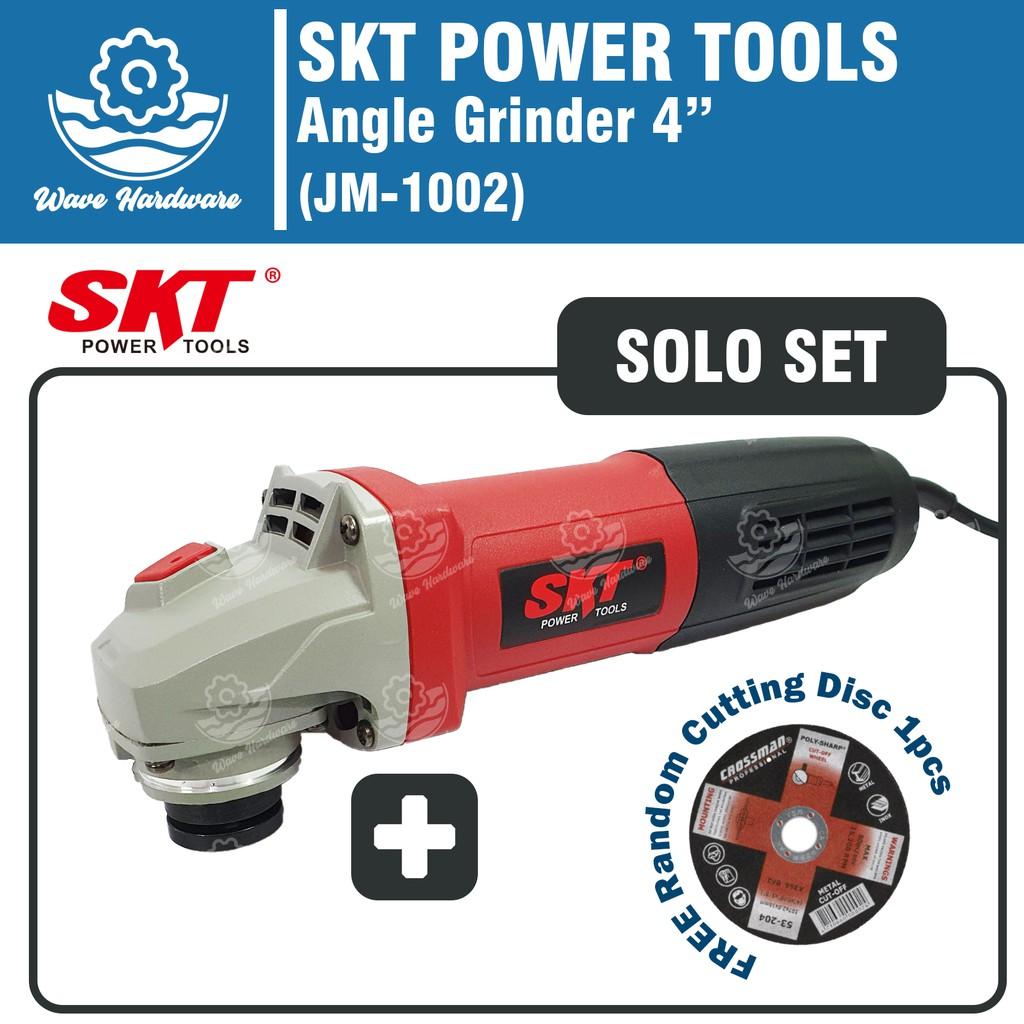 SKT POWER TOOLS Angle Grinder 4 (JM-1002)